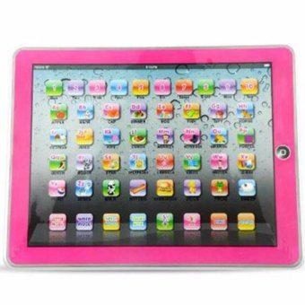 Ypad Multimedia Learning Computer Toy Tool (Pink) Price Philippines