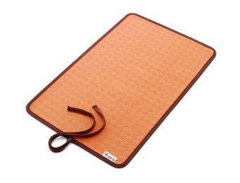 Zoli Baby Ohm Diaper Changing Mat (Orange)