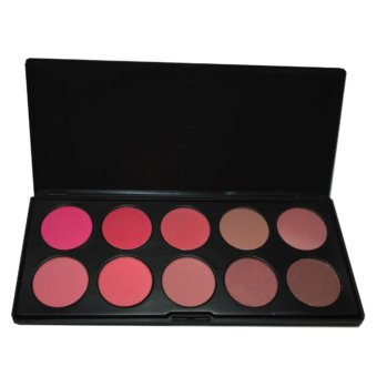 10 Color Blush On