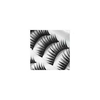 10 pair natural or thick fake false eyelashes eye lash