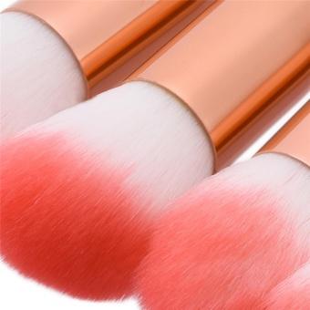 12 PCS Pink Handle Makeup Brushes Stylish Make-up Tools Make UpBrush Set - intl - 5