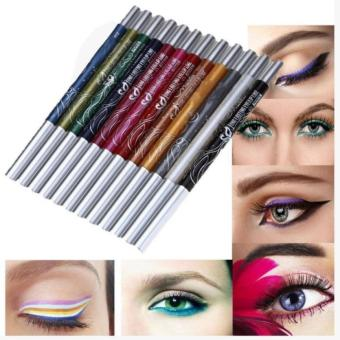 12pcs Set Rotating Lip Liner Pencil Eyeliner Pencil Waterproof Pencil Makeup Me Now