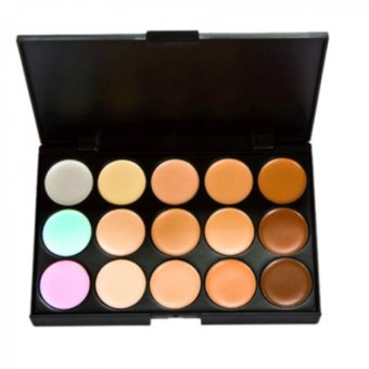 15 Color Concealer and Corrector Palette