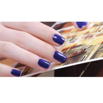 2 pcs Top coat + Base coat Uv Gel Nail Polish Primer Nail Art CNHIDS - intl - 5