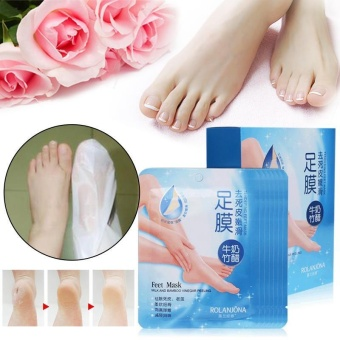 2Pcs Foot Peeling Masks Exfoliating Renew Skin Smooth Cuticles Feet Care Price Philippines