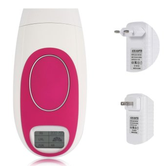 300000 Pulses Whole Body Hair Removal Device Women ElectricEpilator (US Plug) - intl - 3