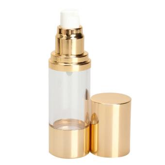 30ML Gold Cap Vacuum Bottle