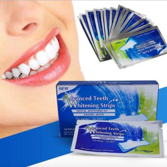 3D Whitestrips LUXE Effects Dental White 14Pouches Teeth WhiteningStrip Price Philippines