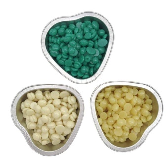 3Pcs New Melting Wax Bowl Film Hard Wax Pellet Waxing Hair RemovalBean Bowl - intl Price Philippines