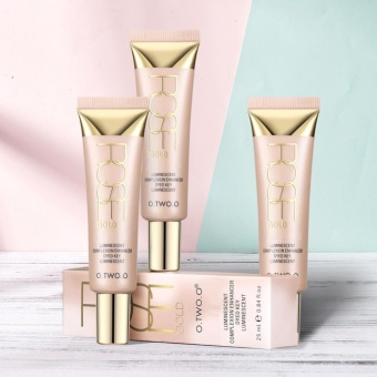 3Pcs/Set Foundation Primer Base Highlighter Cosmetic BrighteningMakeup Face High Cream - intl
