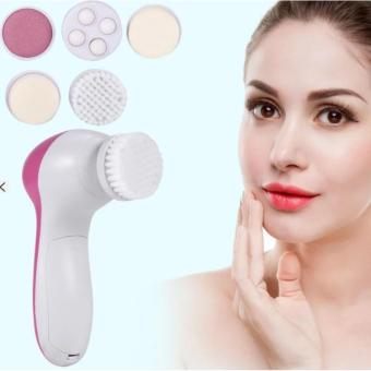 5 In1 Beauty Care Massager Cleanser Face Massager Brush