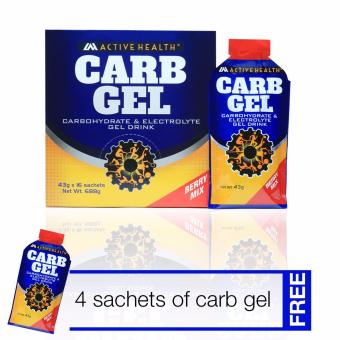ActiveHealth CarbGel Hero Berry Price Philippines