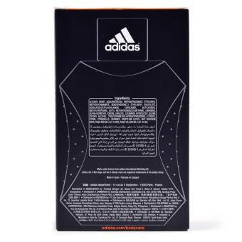 Adidas Deep Energy Eau De Toilette For Men 100ml - 3