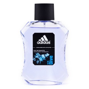 Adidas Ice Dive Eau de Toilette for Men 100ml