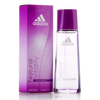 Adidas Natural Vitality Eau De Toilette Perfume for Women 50ml - picture 2