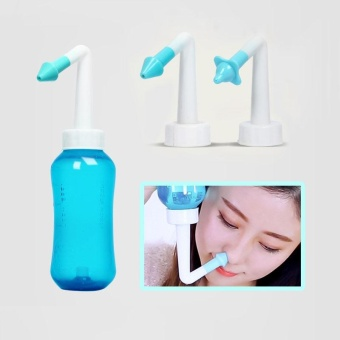 Adults Children Neti Pot Nasal Nose Wash Yoga Detox Sinus AllergiesRelief Rinse - intl