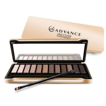 Advance Uncover Eyeshadow Palette