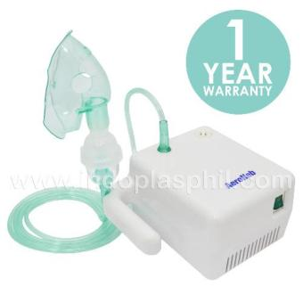 AeroNeb Compact Nebulizer (w/ complete accessories)