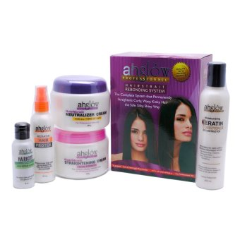 Ahglow Professional Rebonding System Set Price Philippines