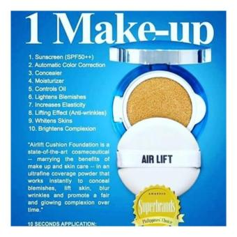 Airlift Cushion 10-in-1 Foundation