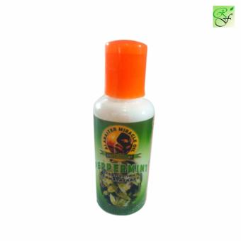 Alabaster Miracle Oil Peppermint Scent Negative ION
