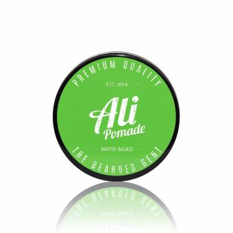 Ali Pomade Atomic Apple 120g (Strong Hold / Water Based)