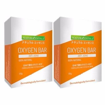Alliance Global Naturacentials Oxygen Bar-Anti Aging (set of 2)