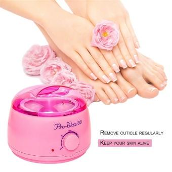 Allwin Multifunctional 500ML Spa Wax Heater Manicure Feet Machine Paraffin Warmer red EU - intl - 2
