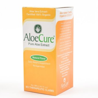 Aloe Cure Natural Dietary Supplement Juice 500ml