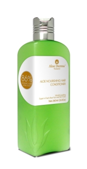 Aloe Derma Aloe Nourishing Hair Conditioner 260ml