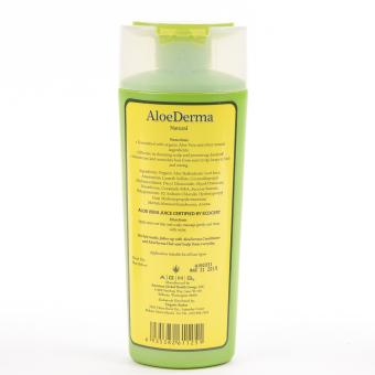 Aloederma Natural Shampoo 210ml - 2