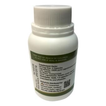 Amazing Food Supplement Banaba 500mg Capsules Bottle of 100 - 2