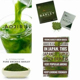 Amazing Organic Pure Barley Powdered Drink - 3