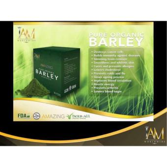 Amazing Organic Pure Barley Powdered Drink - 2