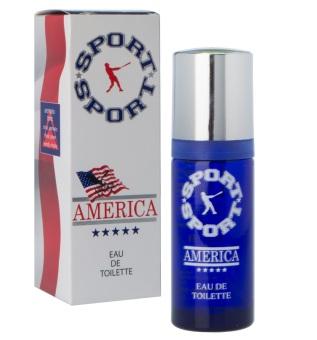 America Sport Eau de Toilette 55ml for Men