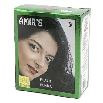 Amir Hair Color Henna (Black)