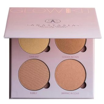 Anastasia Beverly Hills Glow Kit That Glow (Sunburst, GoldenBronze, Bubbly, Dripping in Gold)