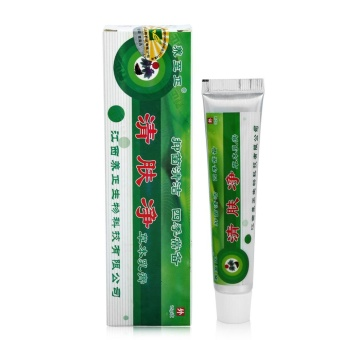 Antibacterial Anti-itch Skin Cream Psoriasis Dermatitis Eczema Treatment Ointment - intl