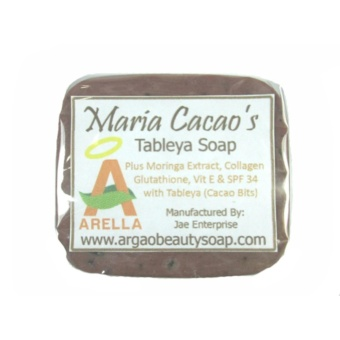 Arella Organic Tableya Facial & Body Soap Price Philippines