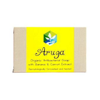 Aruga Organic Anti-Bacterial Soap 100g Price Philippines