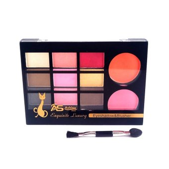Ashley Shine Exquisite Luxury Eyeshadow & Blusher 001