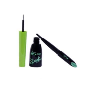 Ashley Shine Sleak Mascara with Eyeliner (Green)