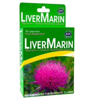ATC LiverMarin 350mg Capsule Pack of 30