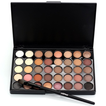 Aukey new style-40 Colours Eyeshadow Eye Shadow Palette Makeup Kit Set Make Up Cosmetics ## - intl