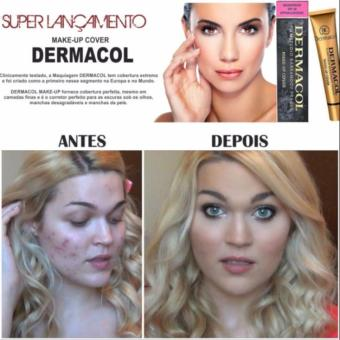Authentic Dermacol Shade 208 - 4