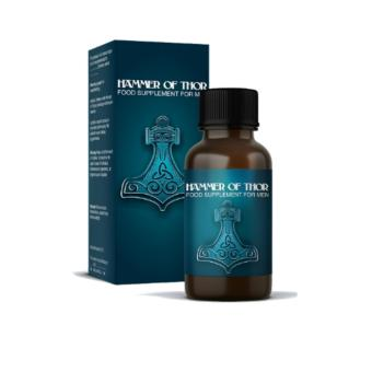 Authentic Hammer of Thor Supplements for Men 30ml SyrupTestosterone Booster Price Philippines
