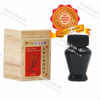 Authentic Korean Red Ginseng Extract 30g
