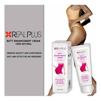AUTHENTIC REAL PLUS BUTT ENHANCEMENT CREAM 100g