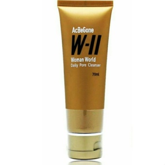 Authentic WII Acbegone Daily Pore Cleanser