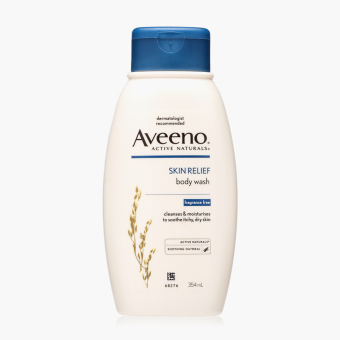Aveeno Active Naturals Skin Relief Body Wash 354 mL